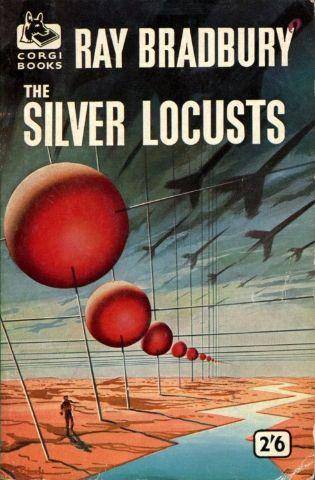 Silver-locusts