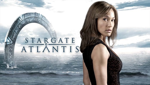 Stargate Teyla