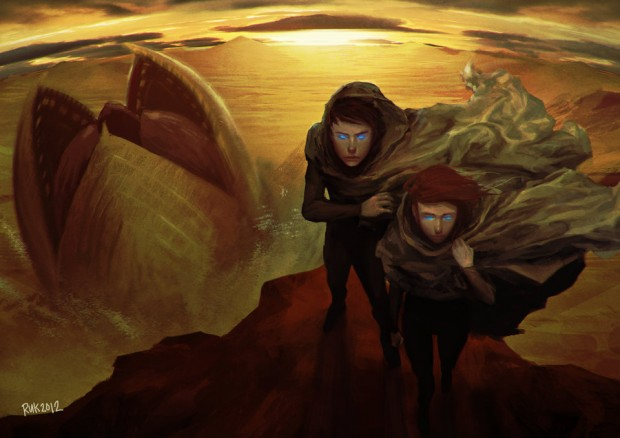 children_of_dune_by_rcmtrue-d4vs9pn