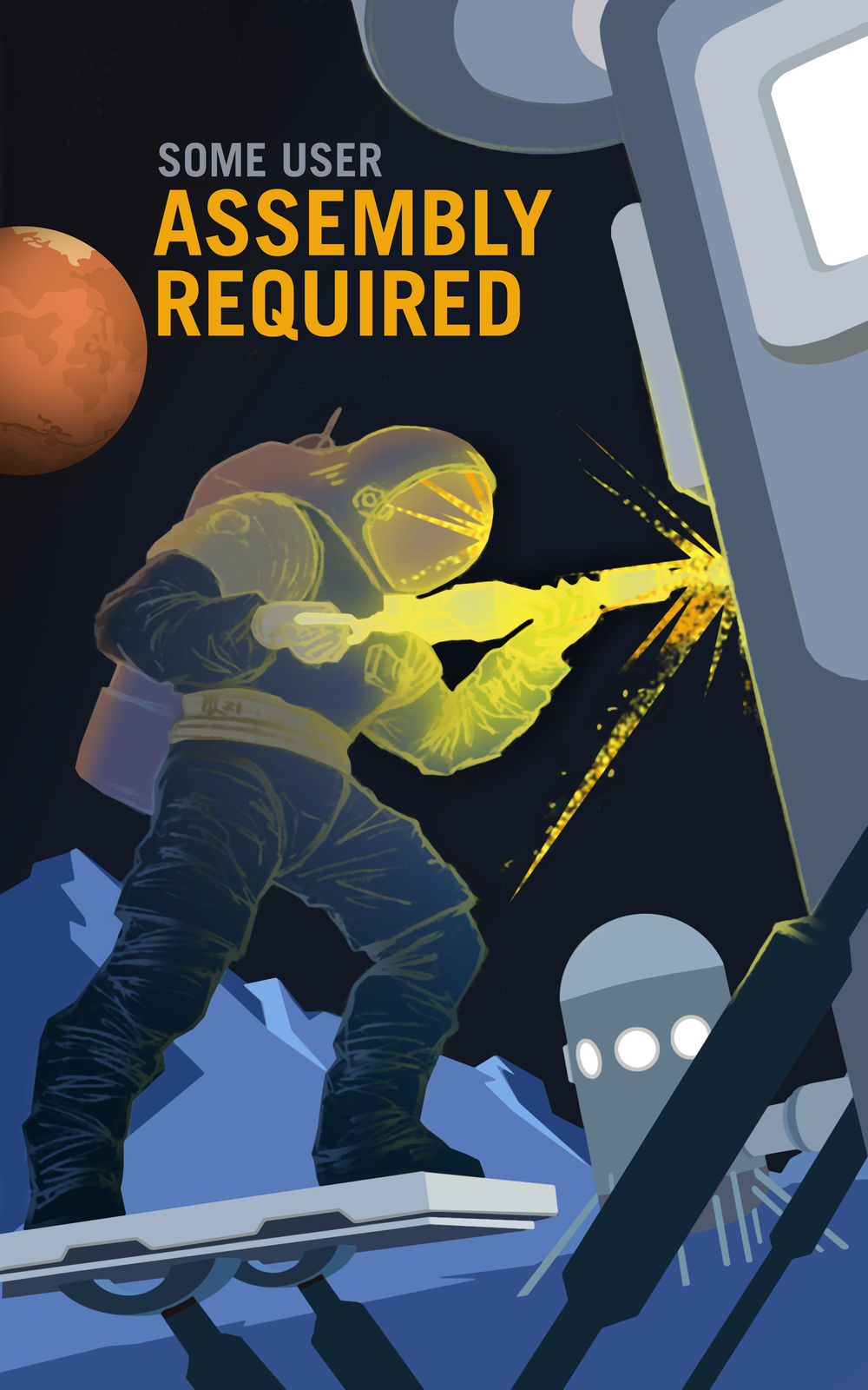some-user-assembly-required-nasa-recruitment-poster