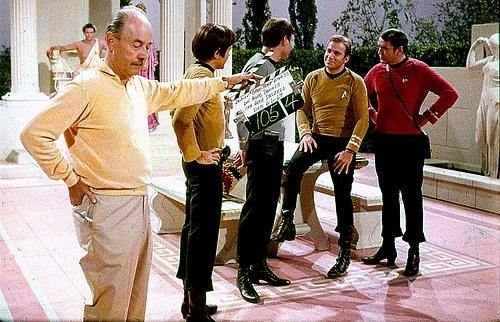 Orijinal Star Trek serisinin kaydı