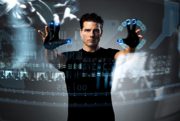 INTERNET - FILM MINORITY REPORT -