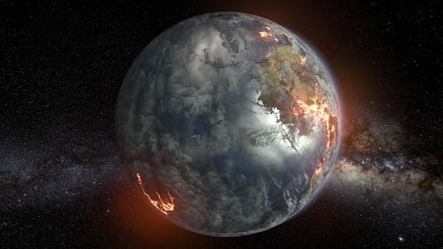 telos sonrası dünya