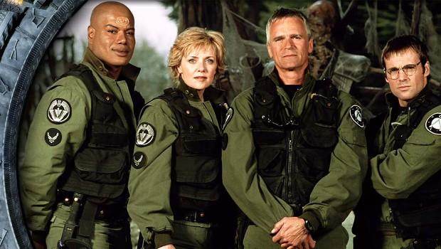 Stargate SG-1 - 1