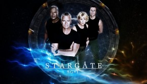 Stargate SG-1 Kapak
