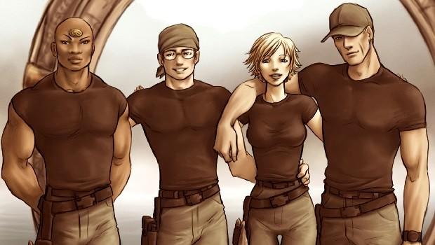 Stargate artwork
