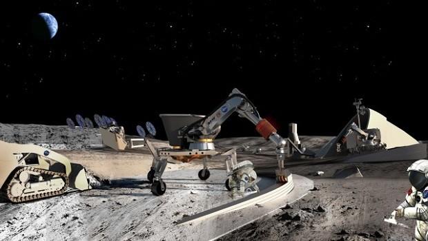 Uzayda Üretim