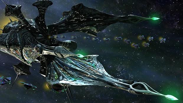 Xel'Naga Fleet
