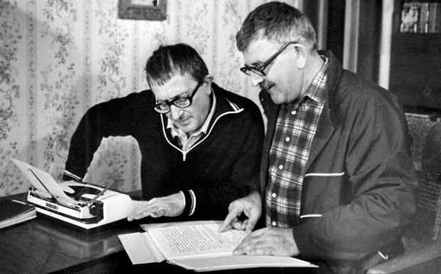 Arkady ve Boris Strugatsky