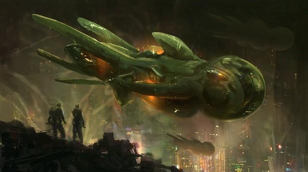 Organik Uzay Gemisi 2