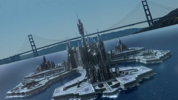 Atlantis'in Dünya'ya Dönüşü