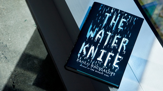 the water-knife