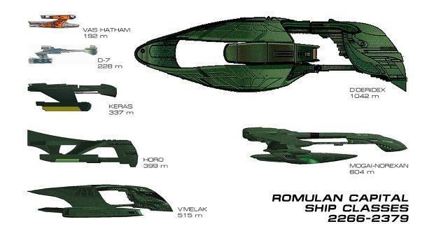 Romulan Bayrak Gemileri