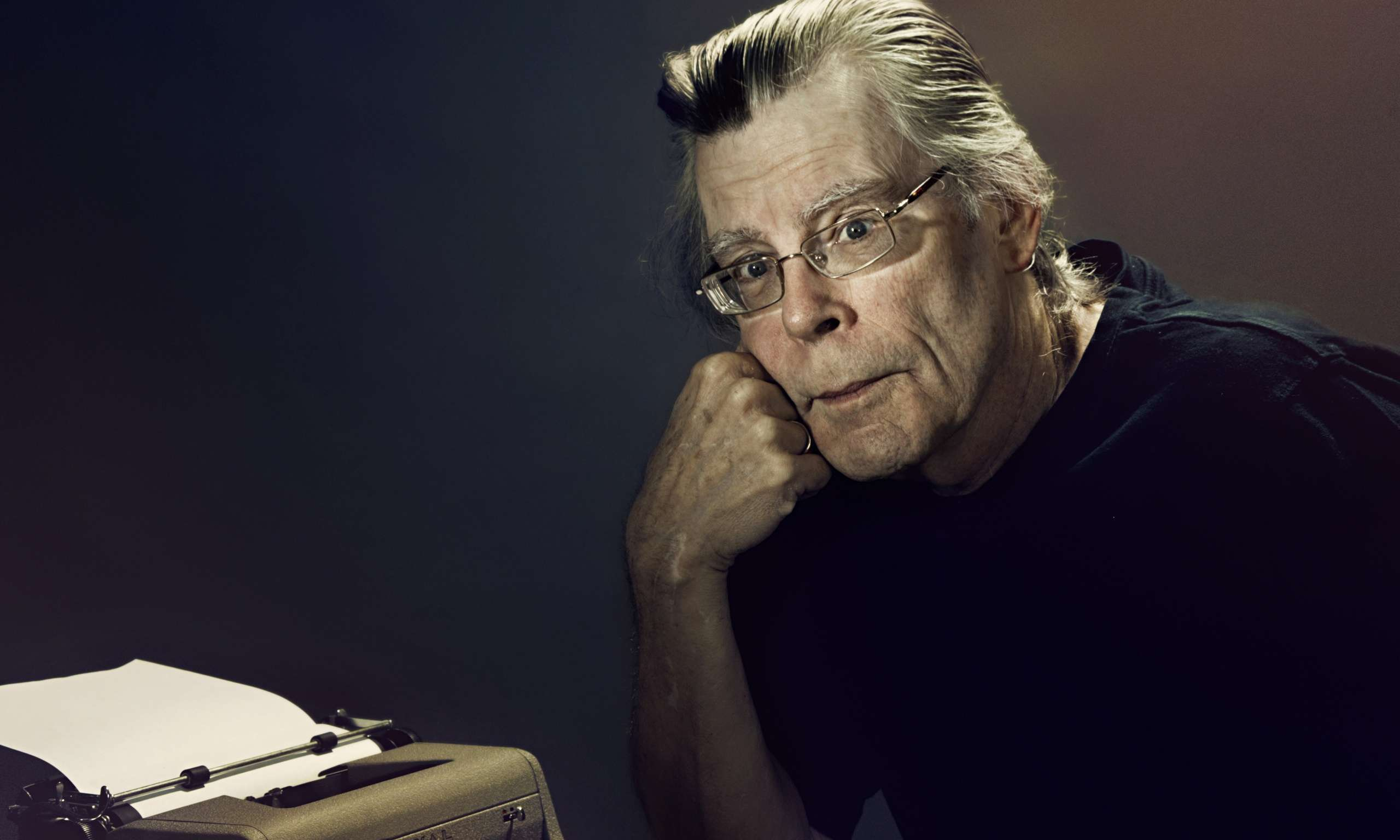 Stephen-King-Wallpaper-funny-face-free-download