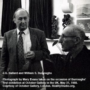 mary-evans.jg-ballard.william-burroughs.1988