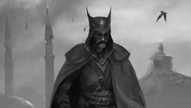 ottoman batman