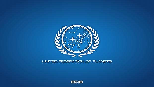 Birleşik Gezegenler Federasyonu Bayrağı