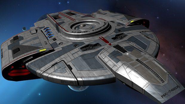 Federasyon Yıldız Gemisi USS Defiant