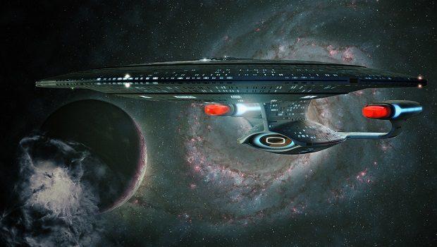 Galaksi Sınıfı Yıldız Gemisi