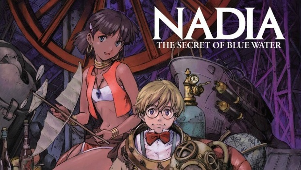 Nadia secret of blue water