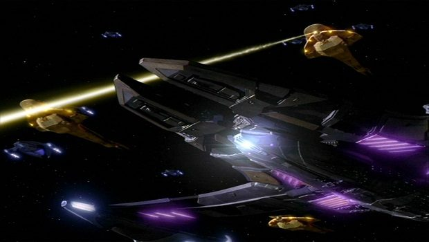 Dominion Güçleri, Federasyon İttifakı ile savaş halinde.