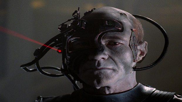 Borg'un Locutus'u.