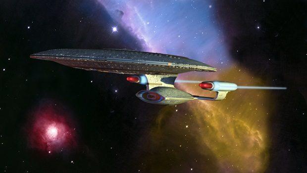 Federasyon Yıldız Gemisi Atılgan D.