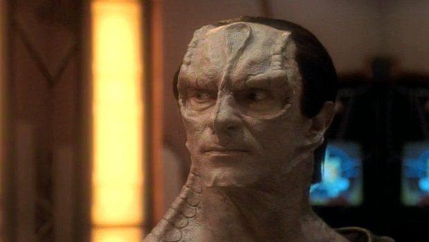 Gul Skrain Dukat. Son Bajoran Valisi.