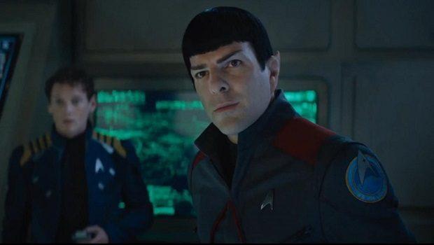 Spock Alternatif Gerçeklikte.