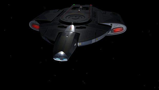 USS Defiant.