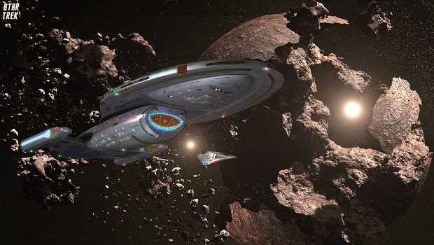 USS Voyager.