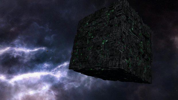 Bir Borg Küpü