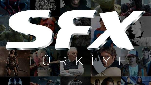 SFX Türkiye kapak