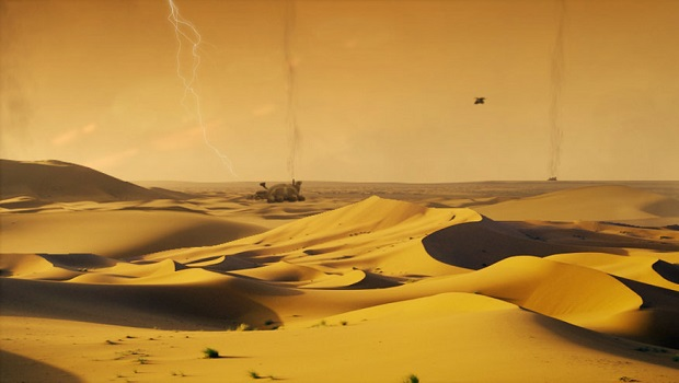dune arrakis