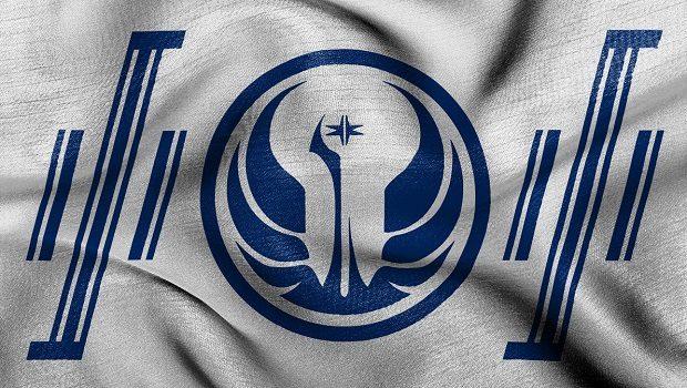Eski Galaktik Cumhuriyet'in sembolü