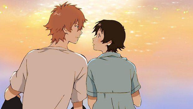 Makoto ve Chiaki