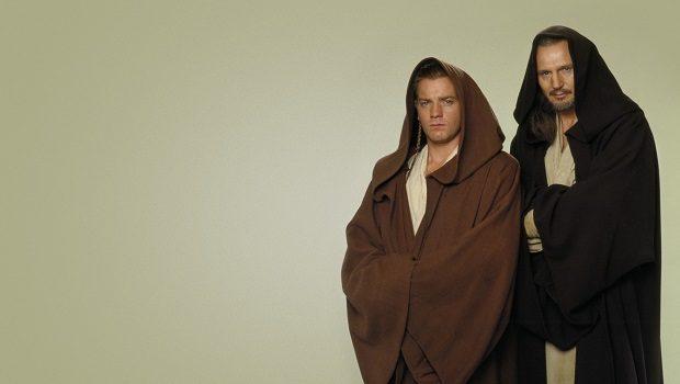 Obi-Wan Kenobi ve Usta Qui-Gon Jinn