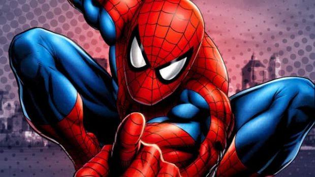 örümcek adam 5