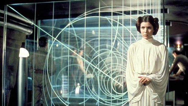 Son Alderaan Prensesi Leia Organa.