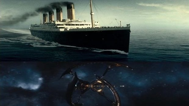 passengers vs titanic