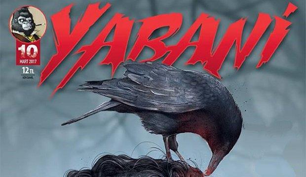 yabani dergi mart