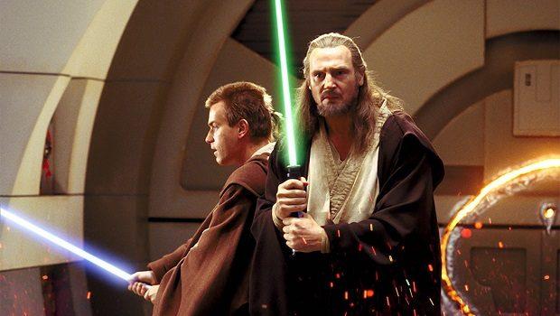 Obi-Wan Kenobi ve Qui-Gon Jinn