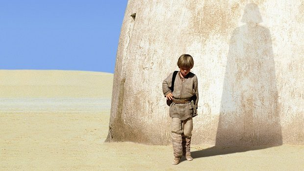 Anakin'in çocukluk hali