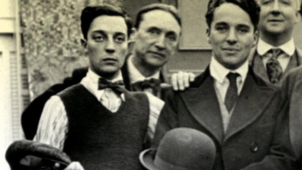 Buster Keaton ve Charlie Chaplin
