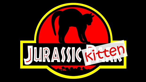 Jurassic Kitten
