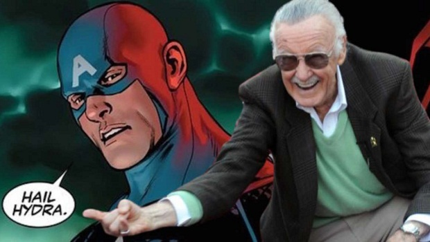 stan lee-captain america