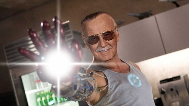 stan lee-iron man