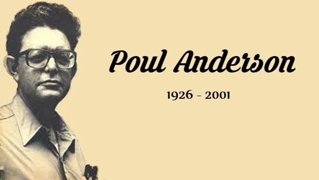 Poul Anderson kapak