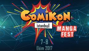 COMİKON 2017 logo