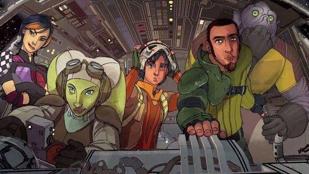 Rebels'ın ana karakterleri